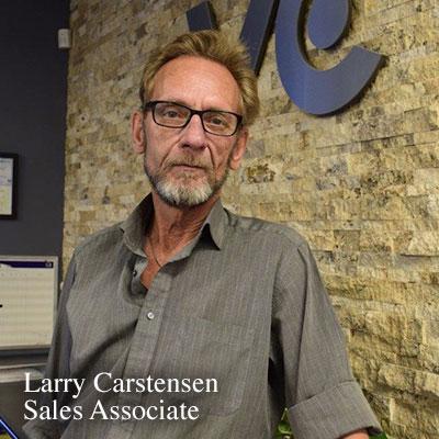 Larry Carstensen